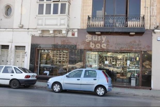 The Busy Bee in Msida, where meetings were held to plot the murder of Daphne Caruana Galizia.