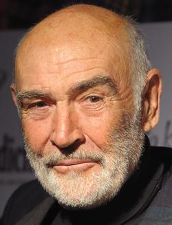Sean Connery is a past recipient of the Lifetime Achievement Award. Photo: AFP