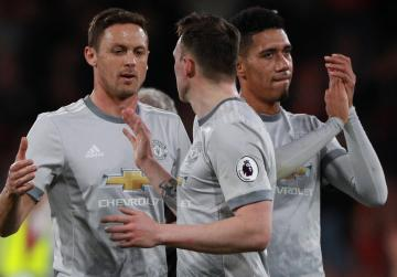 United bounce back with 2-0 win at Bournemouth