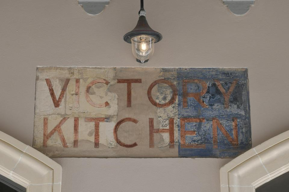 The term 'victory kitchen' originates from World War II, when Victory Kitchens were set up all over Malta to feed a starving population.