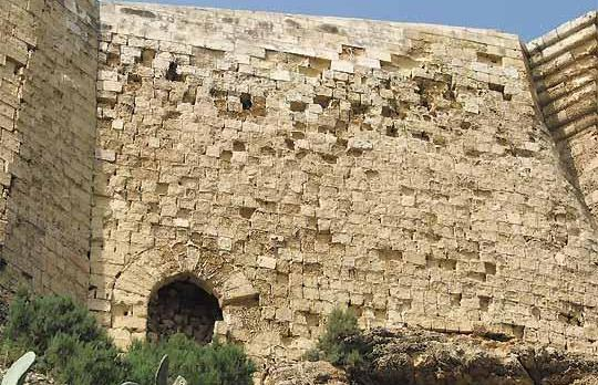 The project will address the deterioration in the stone fabric.