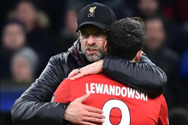 Lewandowski credits Klopp's role in making him a top striker