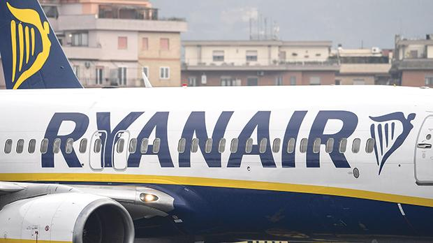 Ryanair registered a loss of €22 million for the three months to the end of December 2018. Photo: AFP
