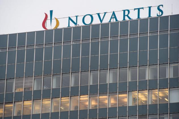 Novartis sales rise as clients restock post-lockdown
