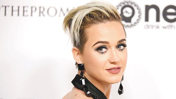 Katy Perry has sold more than 100 million records worldwide