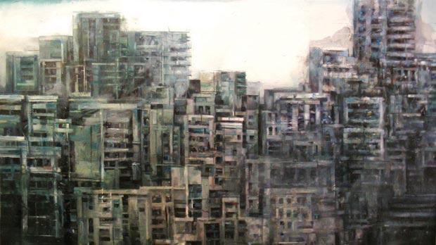 City by George Eyanud.