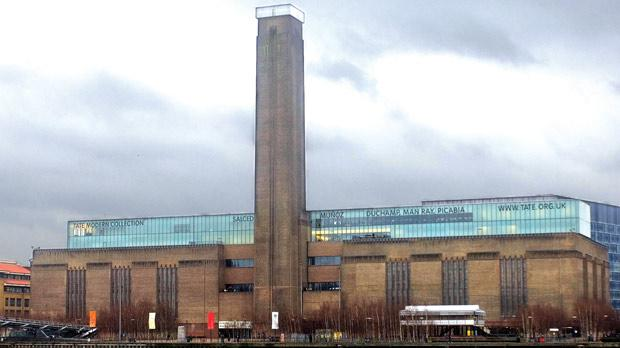 Tate Modern Gallery To Open Extension For 2012 Olympiad