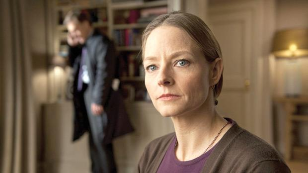 Jodie Foster in her latest role in Carnage (2011).