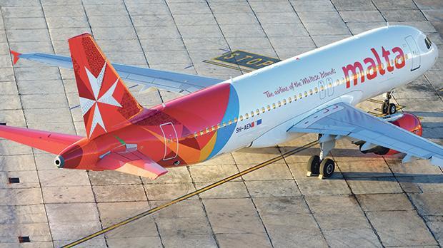 Photo:Kurt Arrigo/Air Malta