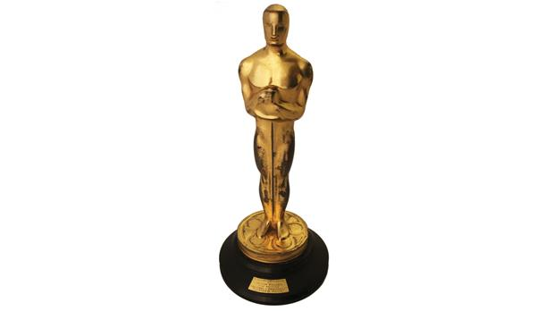 The Oscar statuette that went under the hammer.