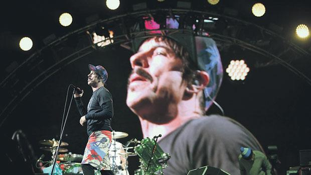 Times of Malta ‒ Red Hot Chili Peppers bring curtain down on T in ...