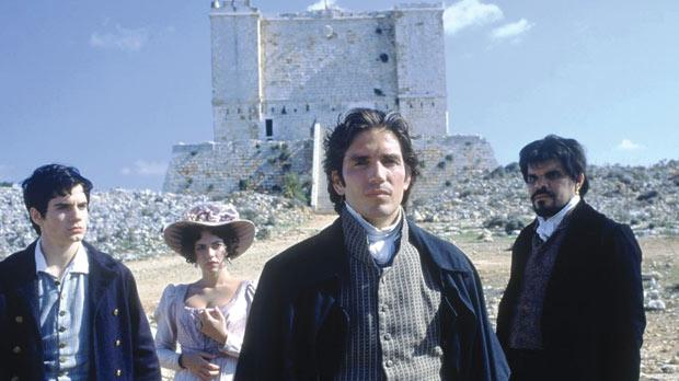 an analysis of the irony in the movie count of monte cristo Literary terms and examples from the chart for the novel learn with flashcards, games, and more — for free  but he is reborn as the count of monte cristo.