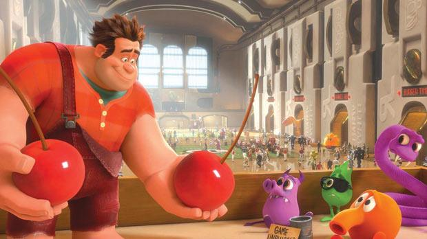Wreck-It Ralph is about a video game villain who sets out to fulfil his dream of becoming a hero.