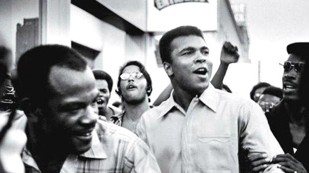 The Trials of Muhammad Ali shows how race, religion and politics crashed together to help shape one of the world's most famed competitive athletes.