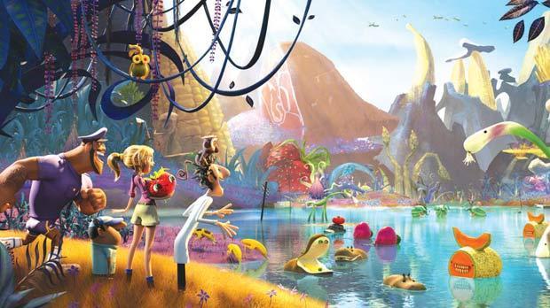 u2018foodimals u2019 stalk the animated film world