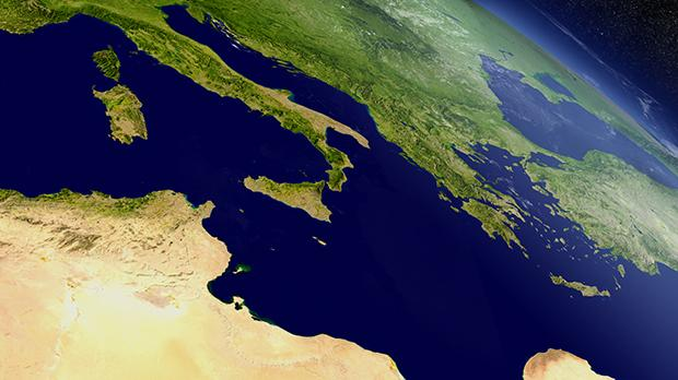 The Divercrop research project, which focuses on land system dynamics in the Mediterranean basin, brings together partners from seven countries from north Africa and southern Europe, including Malta.