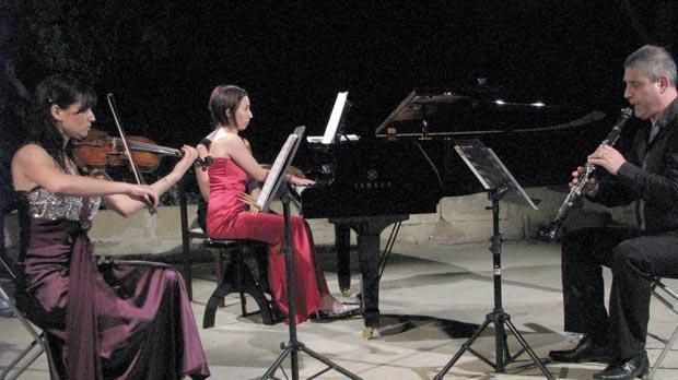 The Equinox Trio.