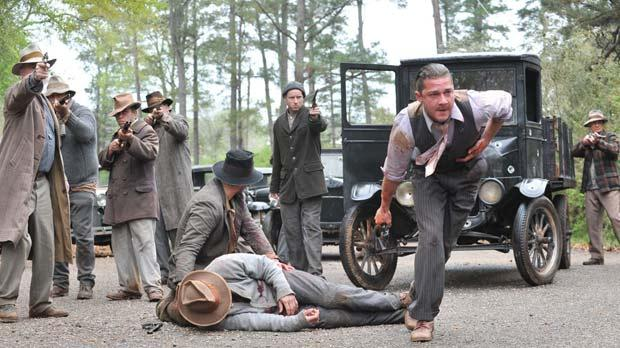 Shia LaBoeuf is out for revenge in Lawless.