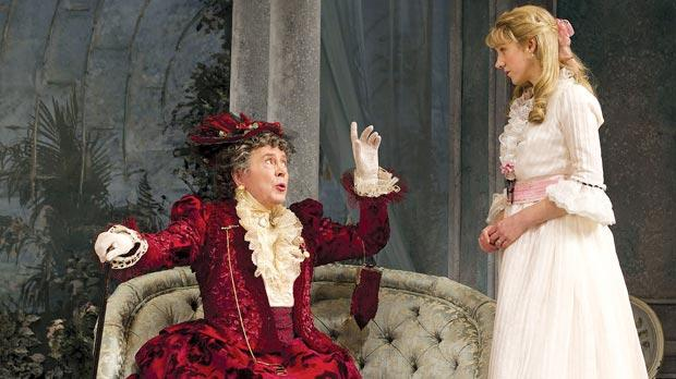 An analysis of portrayal of women in oscar wildes the importance of being earnest