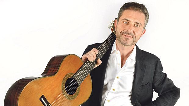 Simon Schembri. Photo: Gino Galea