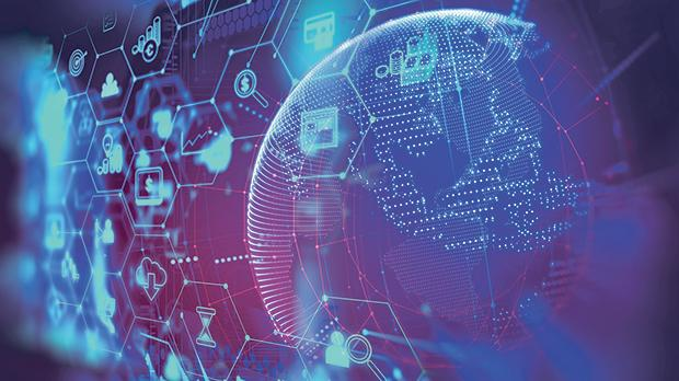 The use of blockchain can reduce overhead costs when parties trade assets directly with each other.