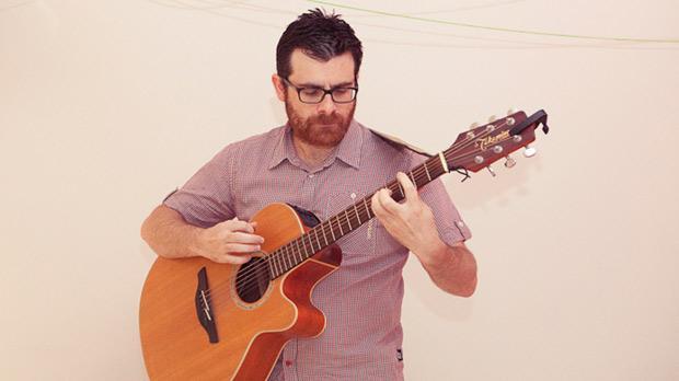Guitarist Drinu Camilleri