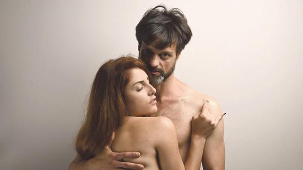 Nadia Vella and Kenneth Spiteri in The Crucible.
