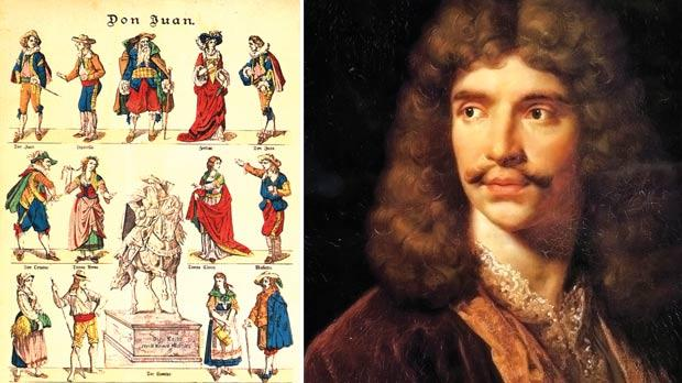 an analysis of don juan by moliere Dom juan or the feast with the statue (french: dom juan ou le festin de pierre [dɔ̃ ʒɥɑ̃ u lə fɛstɛ̃ də pjɛʁ] or simply le festin de pierre) is a french play, a comedy in five acts, written by molière, and based on the legend of don juan.