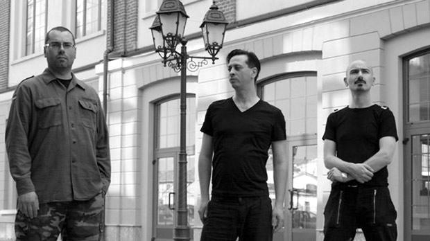 Vidi Aquam (from left) Daniele Viola, Nikita and Fabio Degiorgi.