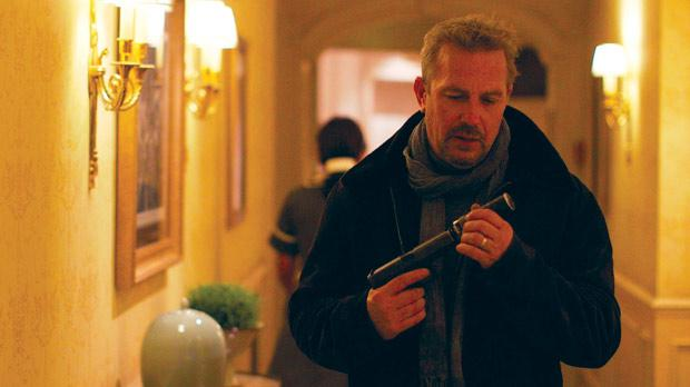 Kevin Costner in 3 Days to Kill.