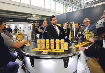 Cisk Lager draught launched in UK