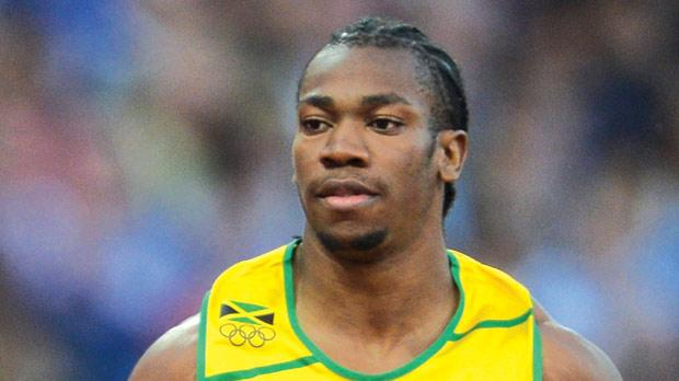 Yohan Blake... dominant in sprints.