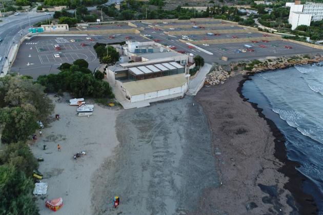New Għadira car park will accommodate 300 vehicles