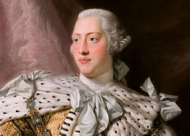 king george iii essay The madness of king george: in a stroke of cinematic genius, while george iii is being forced on to this horrible parody of a throne, the soundtrack fires up handel's zadok the priest - the music usually played at the anointing of a british monarch.