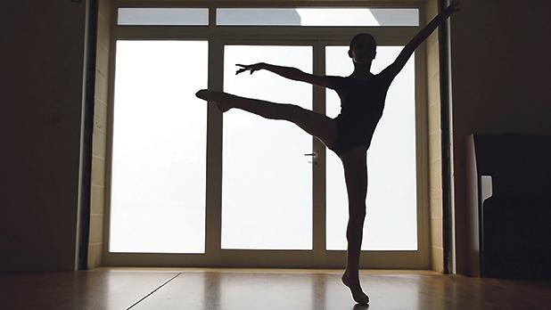Ballet prodigy Lea Ellul Sullivan, 11, is the first Maltese to become an international scholar at the UK's Royal Ballet School. Photos: Jonathan Borg and Marisha Bonnici