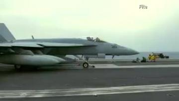 Five Marines missing after two US aircraft collide, crash into sea off Japan | Video: Reuters