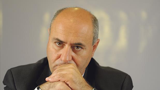 Environment Minister Jose' Herrera.