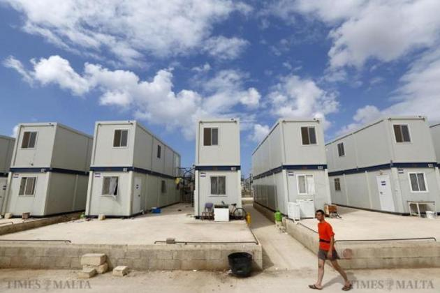 Migrants to be evicted from Ħal Far 'tent village'