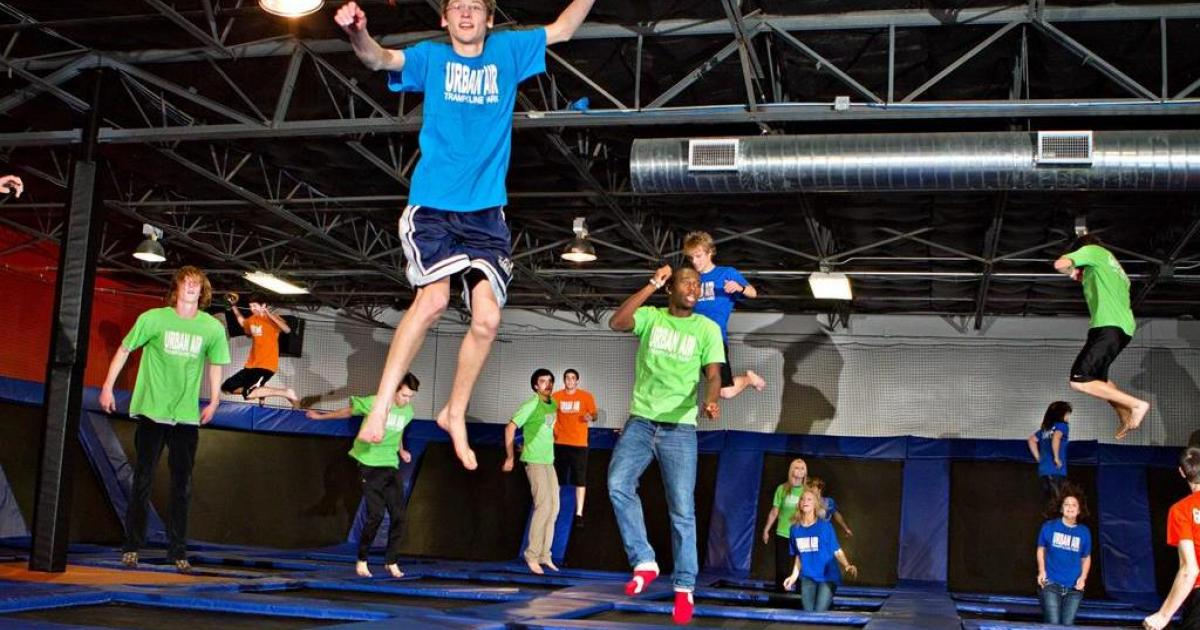 More evidence trampoline parks are dangerous places for ...