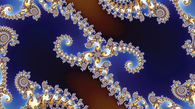 Octopus-like fractal. Source: https://michaelheasell.com/ galleries/fmandel/mandelbrot-deep.png