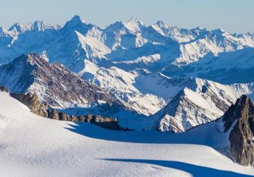Young skier dies after falling from cliff in French Alps