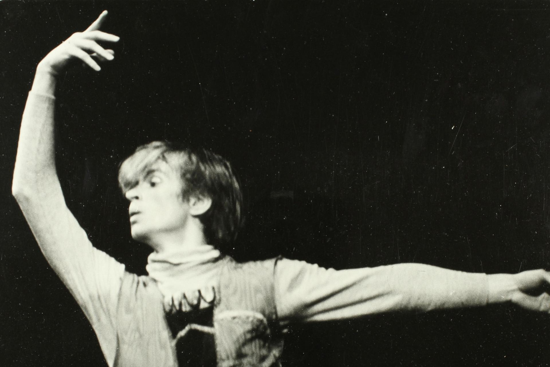The famous dancer Rudolf Nureyev who produced his versions of famous ballets. Photo: Franz Hubmann/Imagno/Apa-Picturedesk via AFP