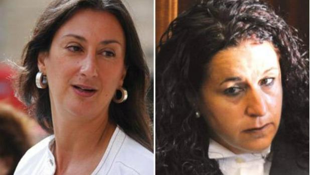 Daphne Caruana Galizia and magistrate Consuelo Scerri Herrera had famously clashed.