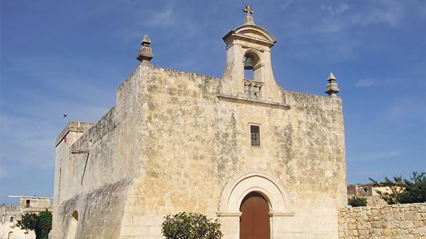 Santa Maria ta'Ħal-Xluq chapel, Siġġiewi.