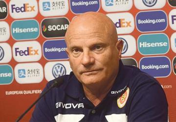 Malta coach Ray Farrugia said he is sure that the Maltese can continue to improve. Photo: Jonathan Borg