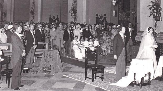John Mamo's marriage.