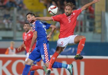 Croatia beat Malta and qualify for Euro 2016