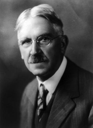 John Dewey.