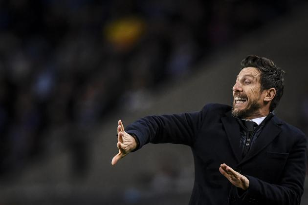 Verona sack Di Francesco after four matches in charge