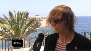 Watch: Gianna Nannini: 'Malta is Malta, you can't copy it'
